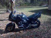 Price Reduced - Selling a 1999 Suzuki Bandit 1200 S,