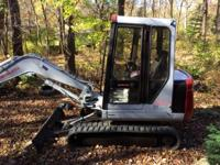 1999 Takeuchi TBO 35. 1999 Takeuchi TBO 35 design in