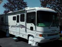 1999 Tiffin Allegro Bay Class A This is the Anniversary