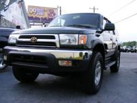 Options Included: N/A99 Toyota 4Runner SR5