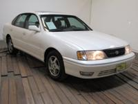 4-Speed Automatic, ABS brakes, Alloy wheels, Heated
