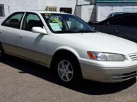 1999 Toyota Camry LE for sale! 4 cylinder engine