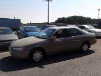 1999 toyota camry one of the most reliable automobiles