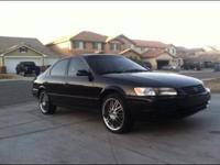 1999 Toyota Camry. Great condition....runs like a