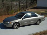 1999 Toyota Camry LE, automatic, 170k miles, clean,