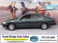 1999 Toyota Camry CARS HAVE A 150 POINT INSP, OIL