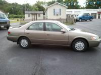 Car Fax One owner 1999 Toyota Camry, New inspection,