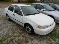 Options Included: Front Wheel Drive, Power Brakes1999