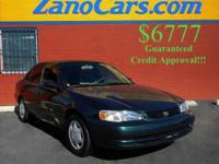 Options Included: N/A1999 Toyota Corolla. Excellent