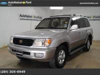 1999 Toyota Land Cruiser Our Location is: AutoNation