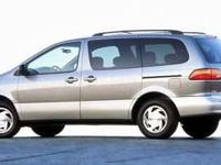 1999 Toyota Sienna LE For Sale.Features:Front Wheel