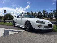1999 Toyota Supra Twin Turbo in excellent condition.