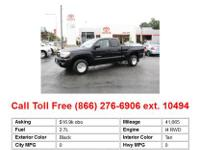 1999 Toyota Tacoma Base 4x2 Regular Cab 103.3 in. WB