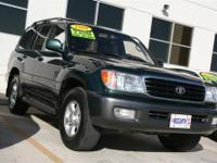 1999 TOYOTA TRUCK LAND CRUISER UP Our Location is: Ed