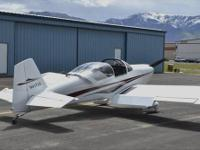 RV-6: Built in 1999 and totally refurbished in 2011.