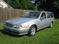 Options Included: N/A1999 Volvo V-70 wagon. ,third