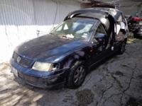 1999 VW Passat 4-Cylinder 4-Door Will Sell It As-Is