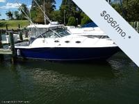 You can own this vessel for just $696 per month. Fill