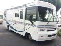 1999 Winnebago Brave SE, 26 ft CLASS A MOTORHOME. CHEVY