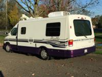 THIS IS A OLDER ADULT OWNED CLASS B' RV MOTORHOMEWELL