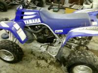I have a 99 Banshee. It is in great condition.It still