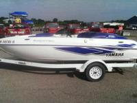 1999 Yamaha Boats 270 Exciter This boat is powered by