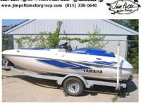 How about this for FUN!! 1998 Yamaha Exciter 270 Boat