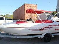 For sale nice and running condition jetboat 1999 Yamaha