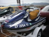 1999 Yamaha GP 800 power valve Waverunner QST