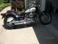99 Yamaha V-Star 650 This bike runs great and is in