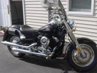 Must sell 1999 Yamaha V Star Classic 650 . good running