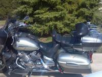 Listed Below Blue Book, this 99 Yamaha Venture Royal ,