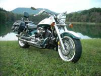 1999 Yamaha VSTAR 650 ClassicVIN