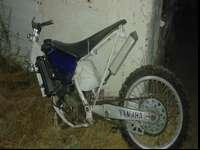 Motorcyce was stolen in 2002 and recently recovered. I