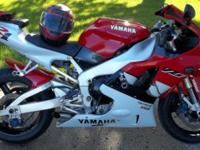 1999 YAMAHA YZF R1! 20K MILES! WELL MAINTAINED! MOD'S &