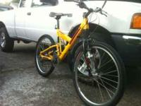 SYA 500 mountainBike,original purchase price $1369.00.