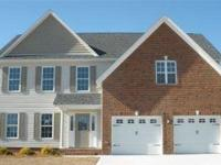 New Construction 3 bdr, 2 1/2 bath home! Visit
