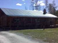 REDUCED OVER 50000 GREAT HUNTING CABIN OR YEAR AROUND