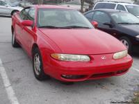 Runs, but in need of work.  Oldsmobile Alero aT%8=6B 4
