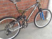 This Schwinn All Mountain is in ideal condition. I have