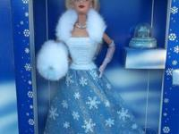 1999 SPECIAL EDITION SNOW SENSATION COLLECTOR BARBIE