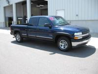 Options Included: Extended Cab, 2 Wheel Drive1999 Chevy