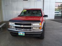 This 1999 Chevrolet Suburban 1500 4WD is offered to you