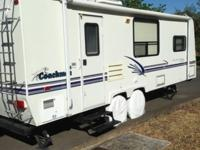 1999 coachmen futura lite sleeps 7 in FANTASTIC