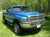 For sale is a 1999 Dodge Ram 2500 Quad Cab Truck 5.9