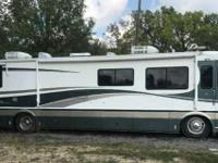1999 Fleetwood American Tradition 40TVS 40' Class A