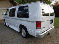 1999 FORD Full-Size Custom Solar Design Van By Eclipse