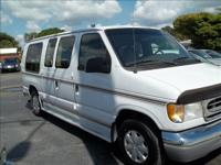 Options Included: N/A1999 FORD E-150 ** CONVERSION VAN
