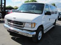 Options Included: N/A1999 FORD ECONOLINE E-350 XLT BUS.