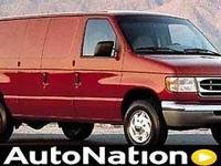 1999 Ford Econoline Cargo Van. Our Location is: